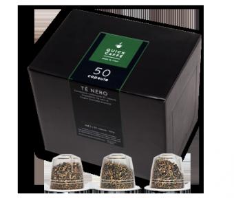 Confezione Capsule Tè Nero Quick Caffè