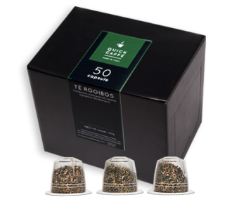 Confezione Capsule Tè Rooibos Quick Caffè