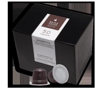 Capsule compatibili Nespresso - Amaretto