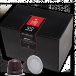 Quick Caffè Espresso – Confezione 100 capsule compatibili Nespresso