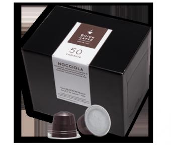 Capsule compatibili Nespresso - Nocciola