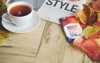Caffè e tisane d'autunno