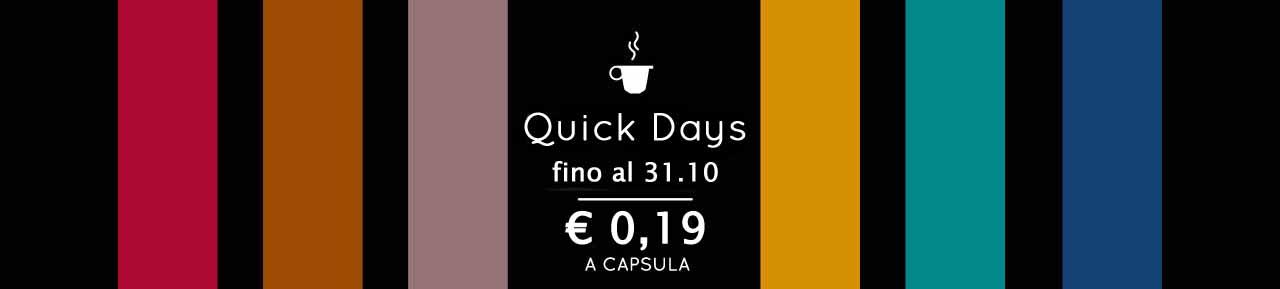 Logo Brand di Quick Caffè